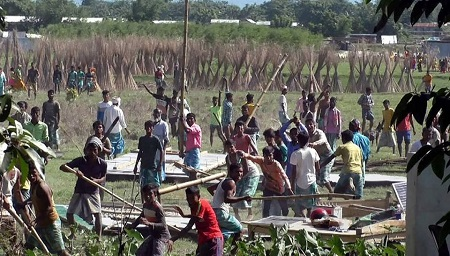 India: Violent Eviction Drive in Assam