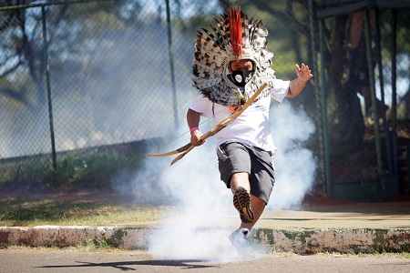 Brazil: Indigenous Protest New Land Law