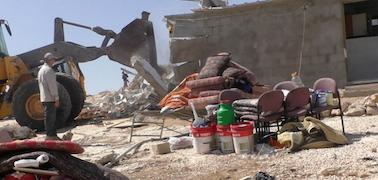 UK MPs Urge Stop to Evictions in Palestine