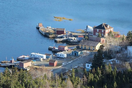 Canada: Town Dies amid Environmental Changes