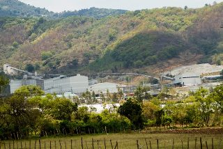 Mining Grabs Up Land in Central America