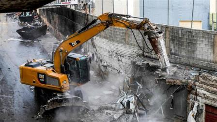 A New Wave of Demolitions by Israeli Court