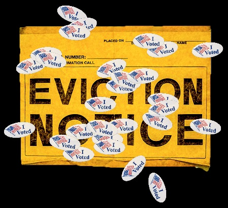 New York Evictions Down, Thanks to Voters