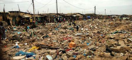 Condemnation of Forced Eviction in Cotonou