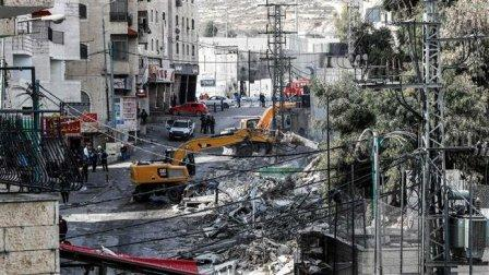 Israel Evicts Another Palestinian Family