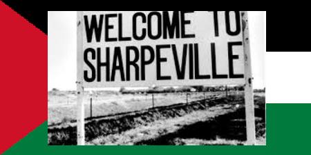 ZA/Palestine: Apartheid 60 Yrs after Sharpeville