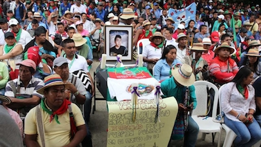 2019 Deadliest Year for Land Defenders
