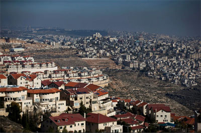 Palestine: Colony Architects at the ICC?