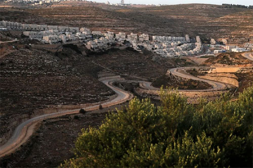 Palestine: JNF to Boost Occupied-land Purchases