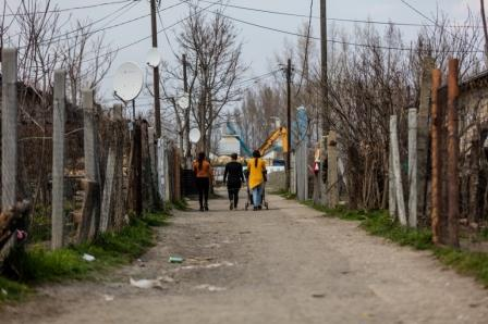 Hungary: Five Romani Families Forcibly Evicted