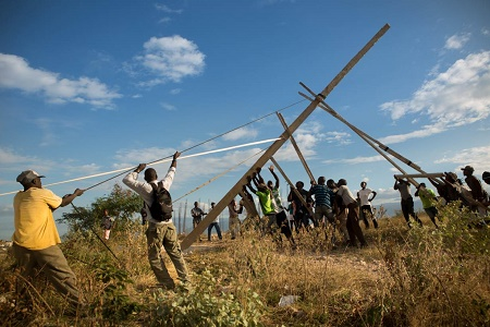 Haiti: Social Production in Canaan