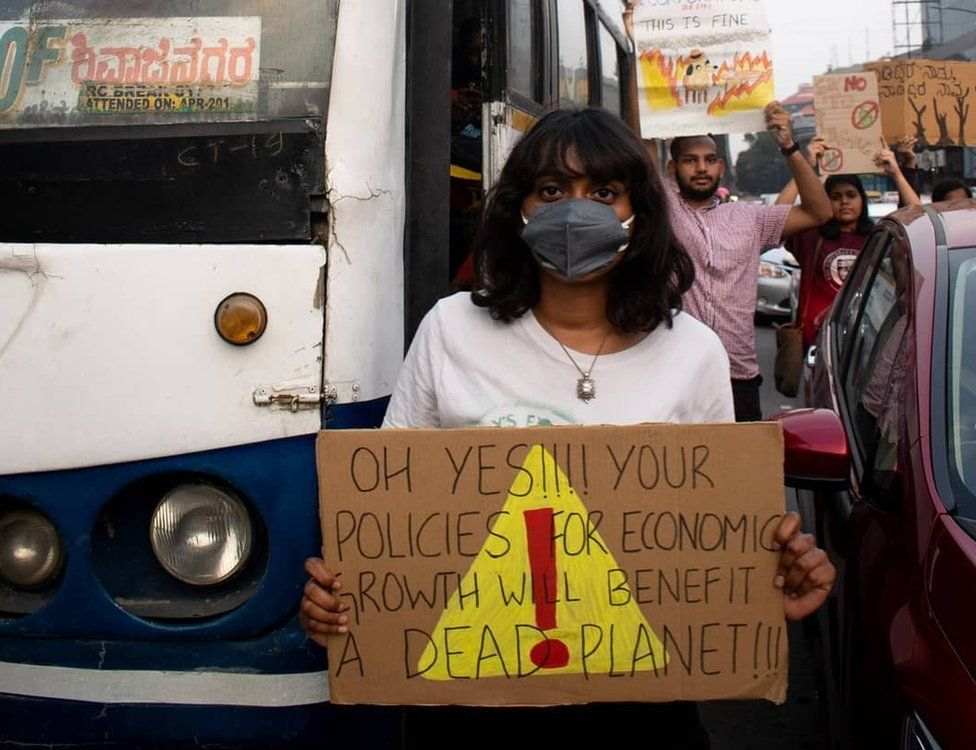 India: Activist Arrested over Pro-farmer 'Toolkit'