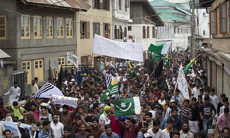 Fact-finding in Occupied Kashmir