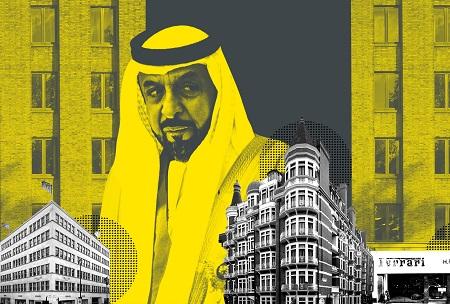 UAE: Sheikh Khalifa's £5bn London Property Empire
