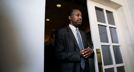 US HUD Secretary: Either Fish or Get off the Pot