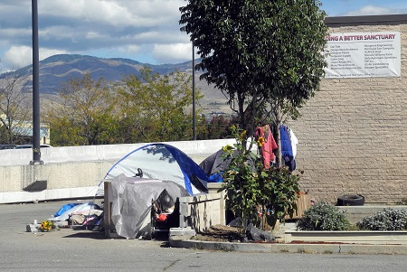 USA: Laws Criminalizing Homelessness Over-ruled
