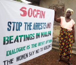 Petition to Stop Land Grabbing in Sierra Leone