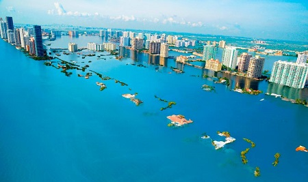 Coastal Cities Sinking Faster than Predicted