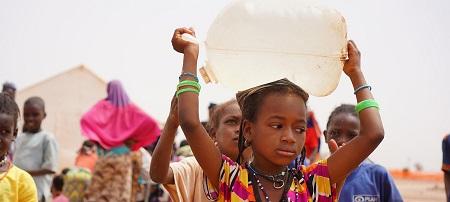 Sahel: Displacement Crisis