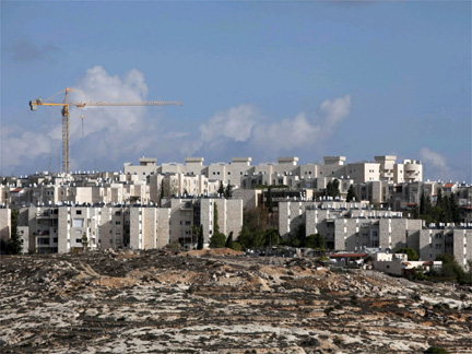 Israel Approves New Colony in Jerusalem